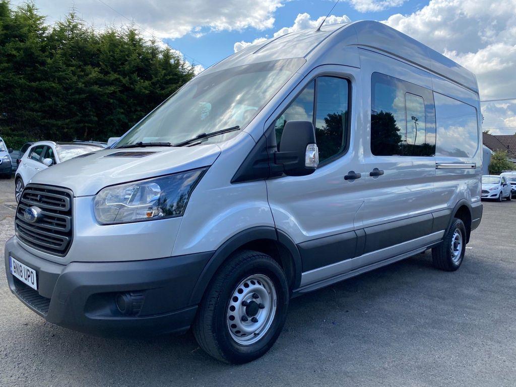 Ford Transit Combi Van 2.0 350 EcoBlue RWD L3 H2 EU6 5dr