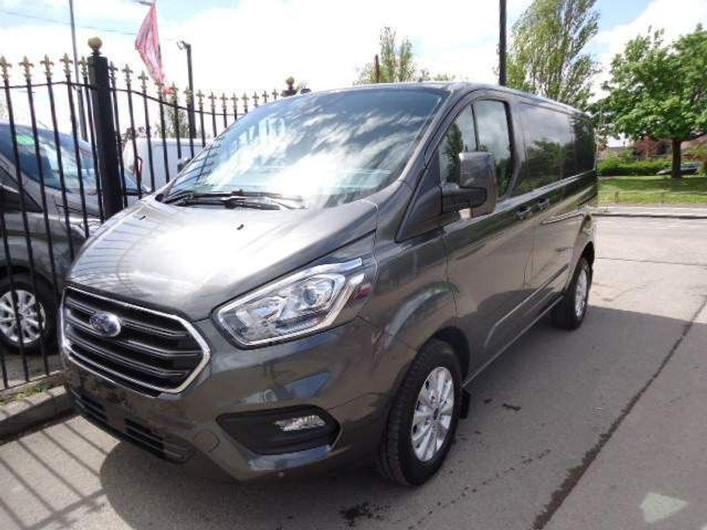 Ford Transit Custom Panel Van 2.0 280 EcoBlue Limited L1 H1 EU6 (s/s) 5dr