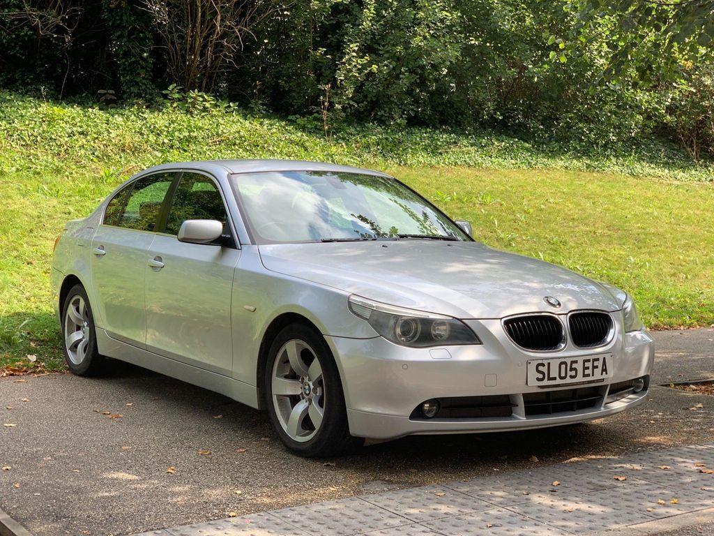 BMW 5 Series Saloon 2.2 520i SE 4dr