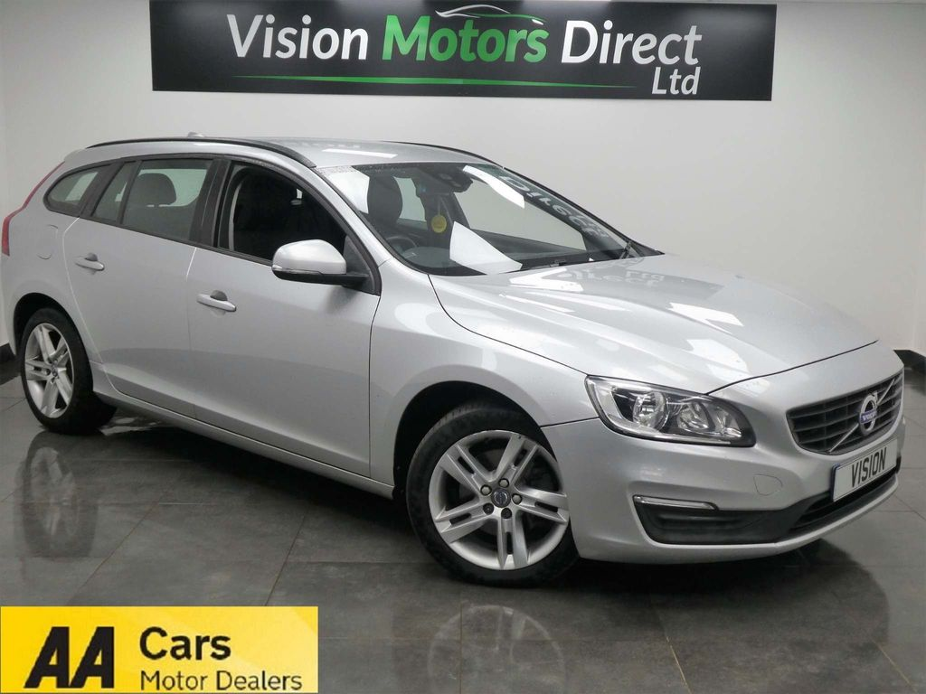 Volvo V60 Estate 2.0 D3 Business Edition Auto (s/s) 5dr