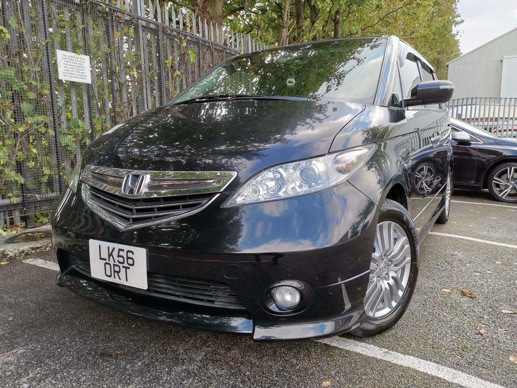 Honda Elysion Unlisted 2.4 AUOTMATIC 8 SEATER