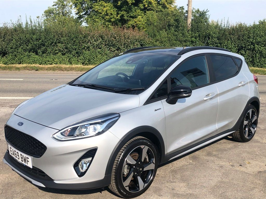 Ford Fiesta Hatchback 1.0T EcoBoost Active B&O Play (s/s) 5dr