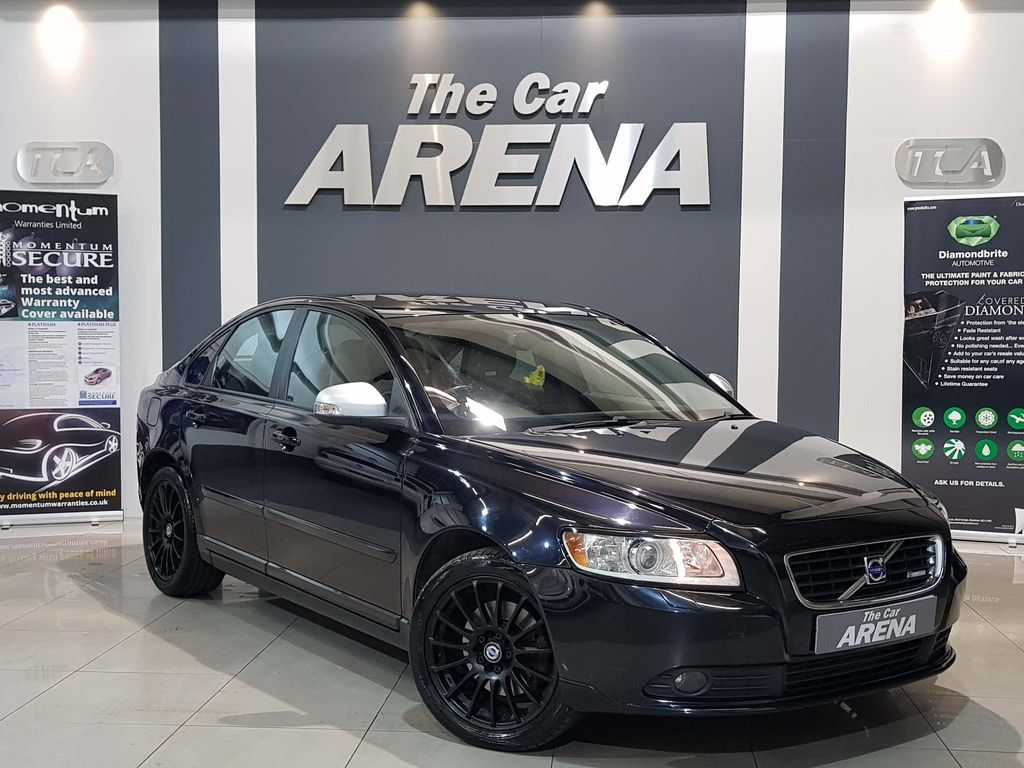 Volvo S40 Saloon 2.0 TD SE Lux (Premium Pack) 4dr