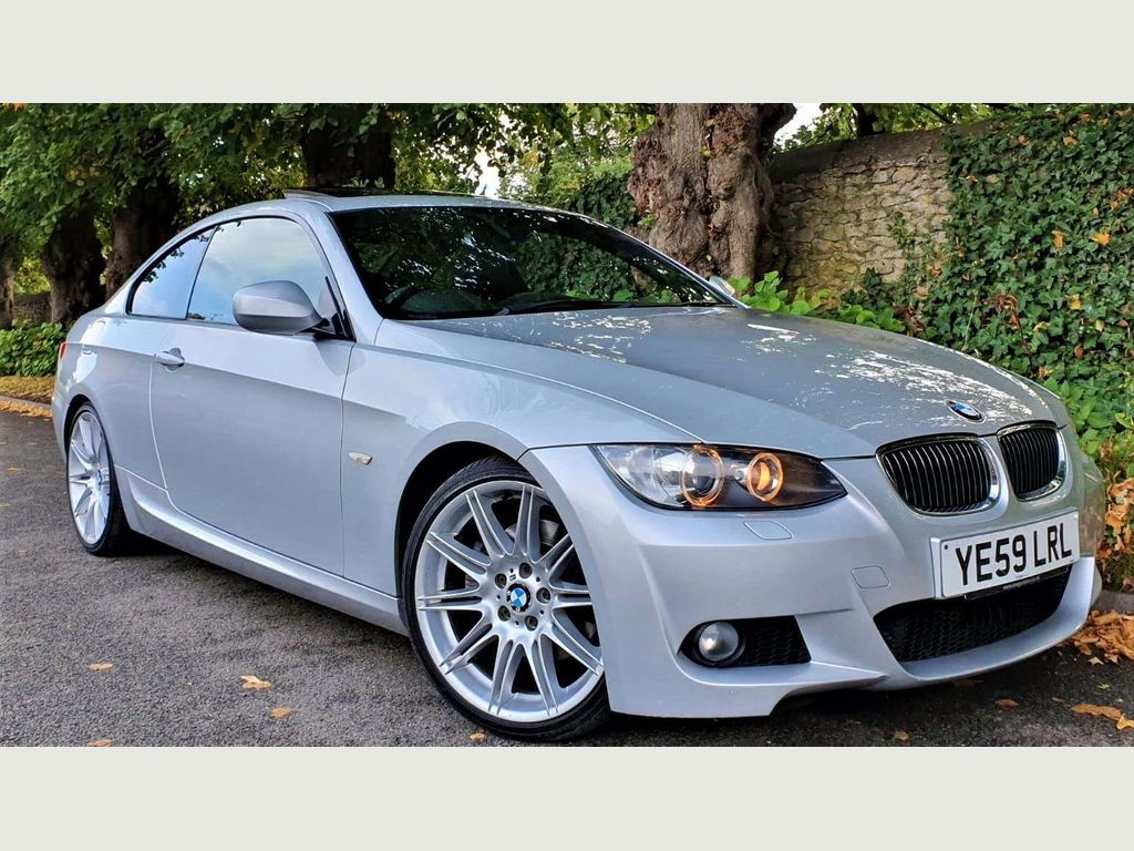 BMW 3 Series Coupe 3.0 330i M Sport Highline 2dr