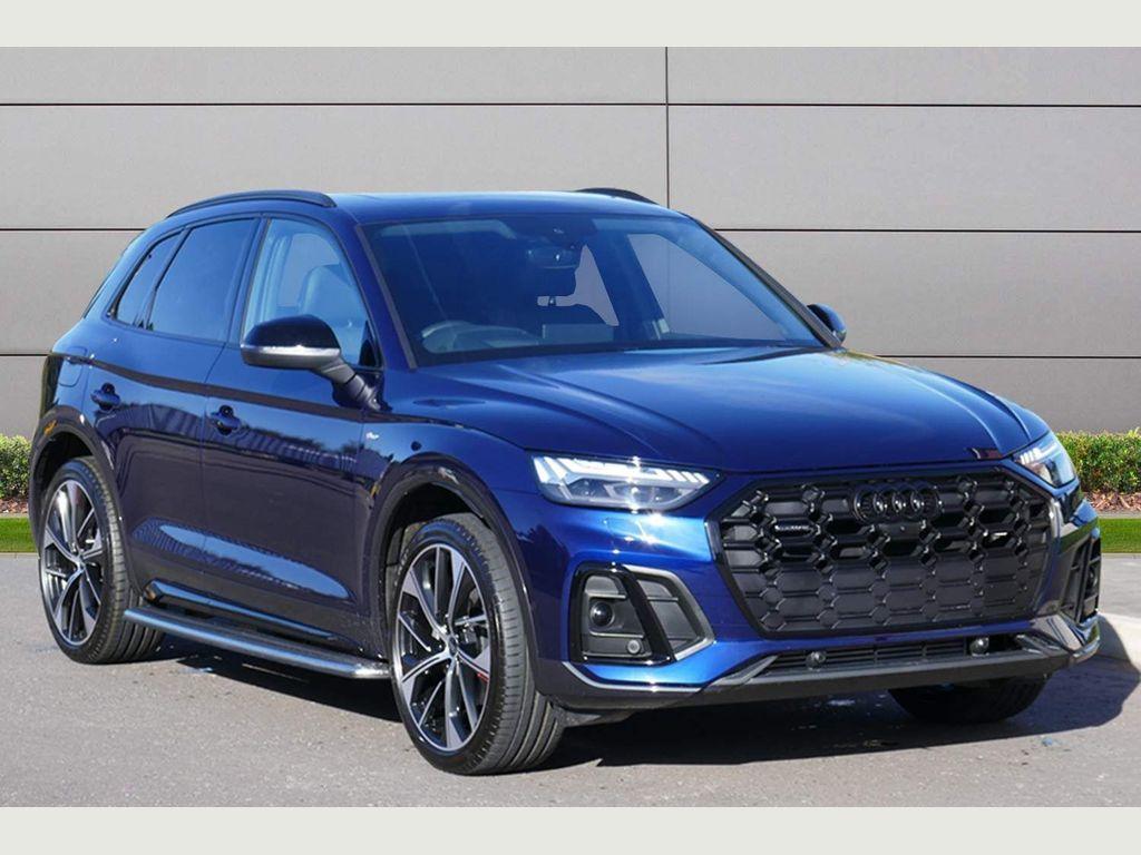 Audi Q5 SUV 2.0 TFSI 45 Vorsprung S Tronic quattro (s/s) 5dr