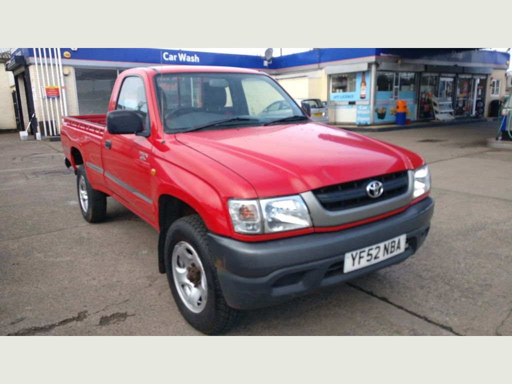 Toyota Hilux Pickup 2.5 250 EX 2dr