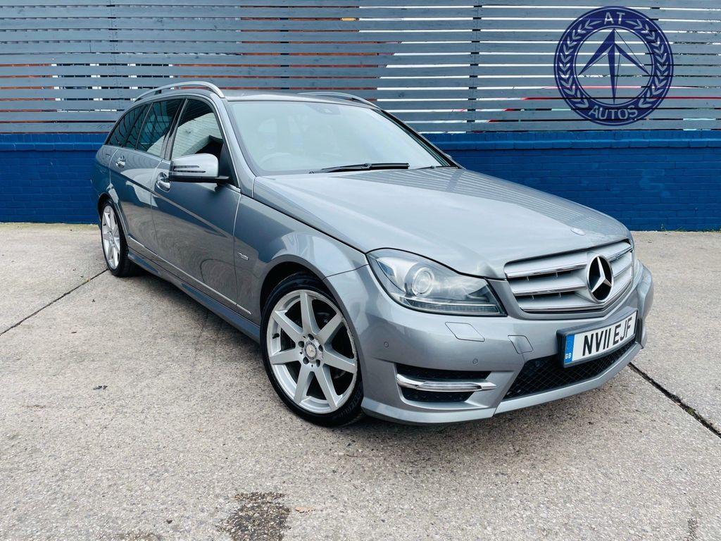 Mercedes-Benz C Class Estate 2.1 C200 CDI BlueEFFICIENCY Sport G-Tronic 5dr