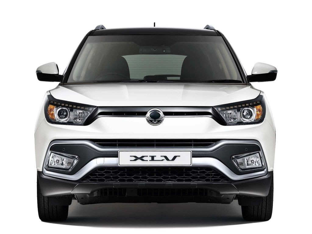 SsangYong Tivoli XLV SUV 1.6D Ultimate 5dr