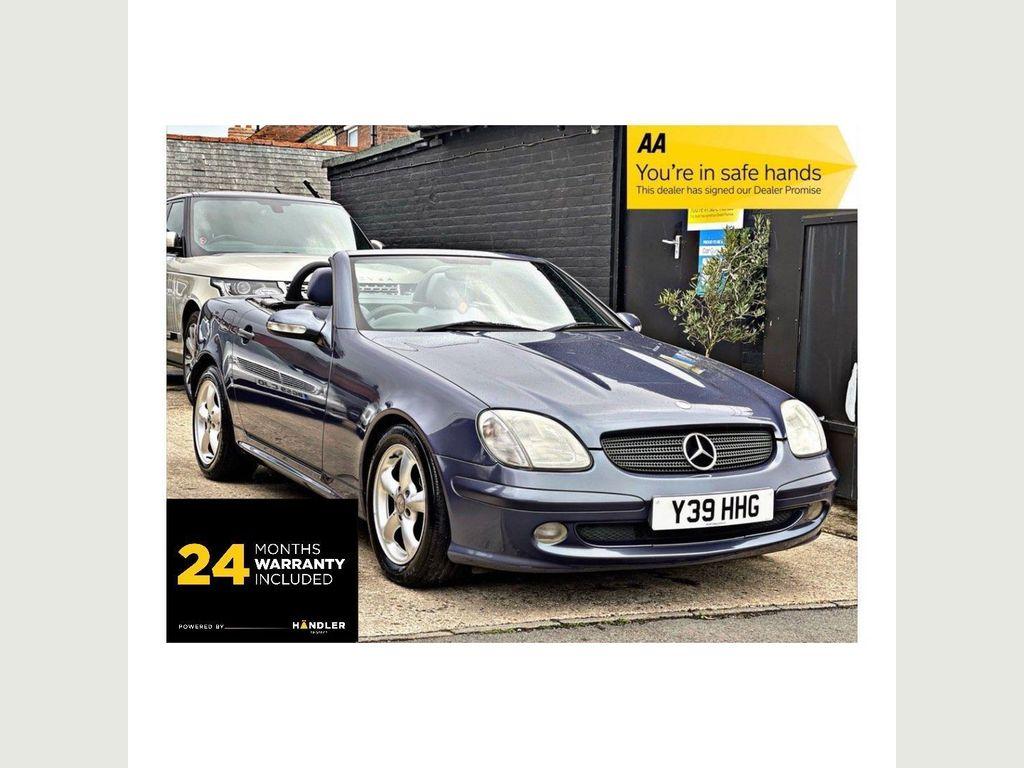 Mercedes-Benz SLK Convertible SLK200 Kompressor Special Edition
