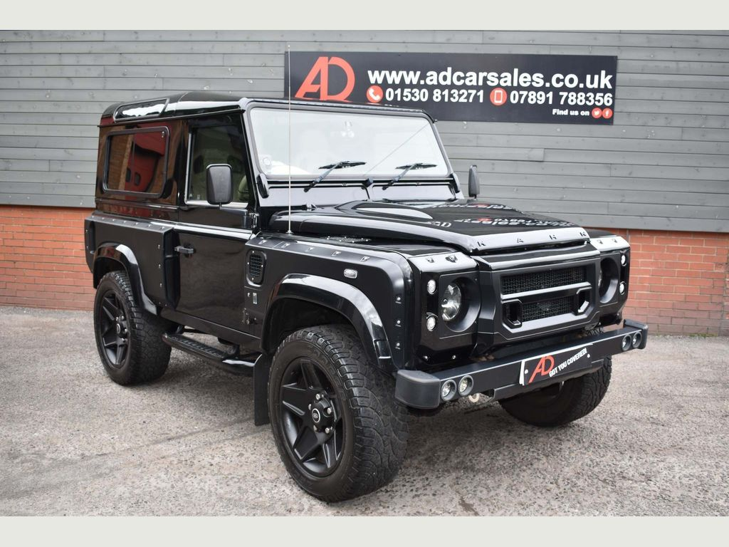 Land Rover Defender 90 SUV 2.4 TDi XS Station Wagon 3dr