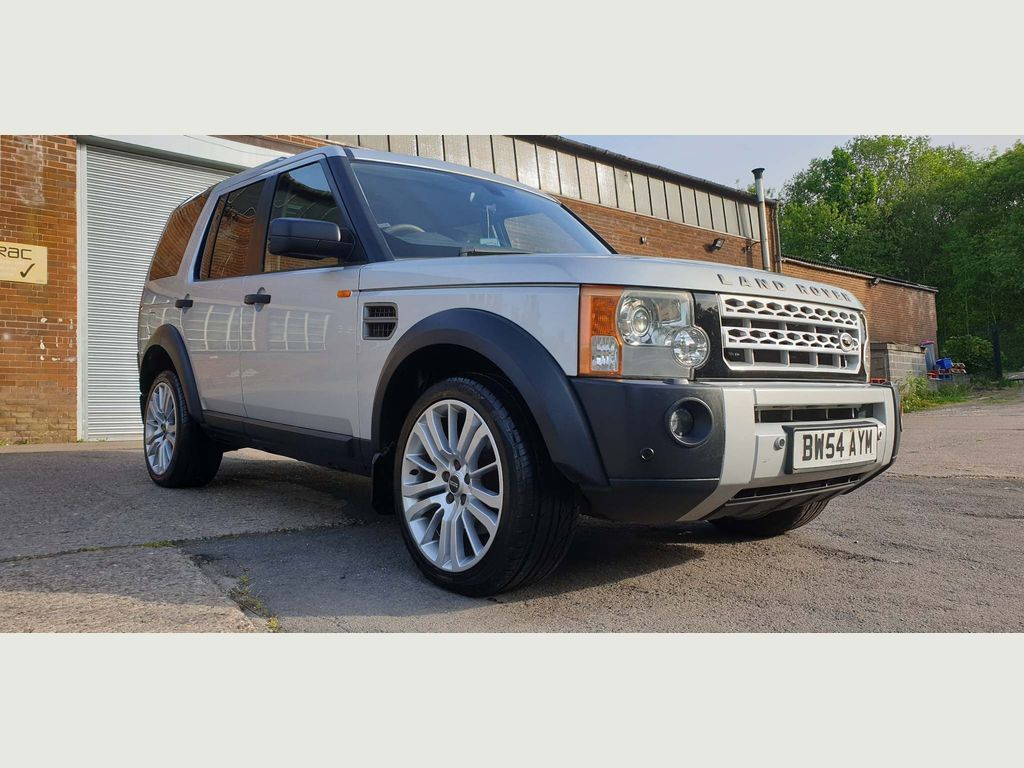 Land Rover Discovery 3 SUV 4.4 V8 HSE 5dr