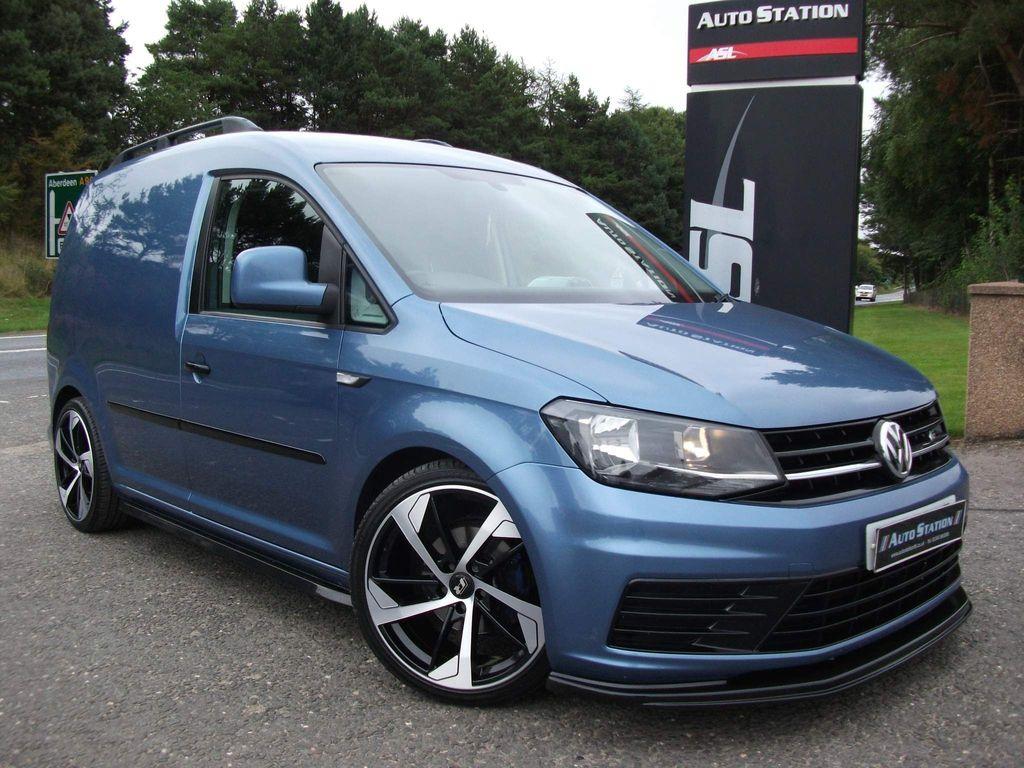 Volkswagen Caddy Panel Van 1.6 TDI C20 BlueMotion Tech Startline EU5 (s/s) 5dr