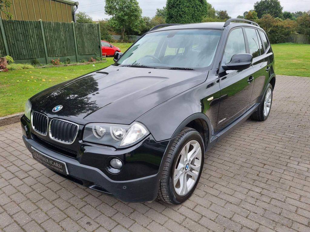 BMW X3 SUV 2.0 18d SE xDrive 5dr