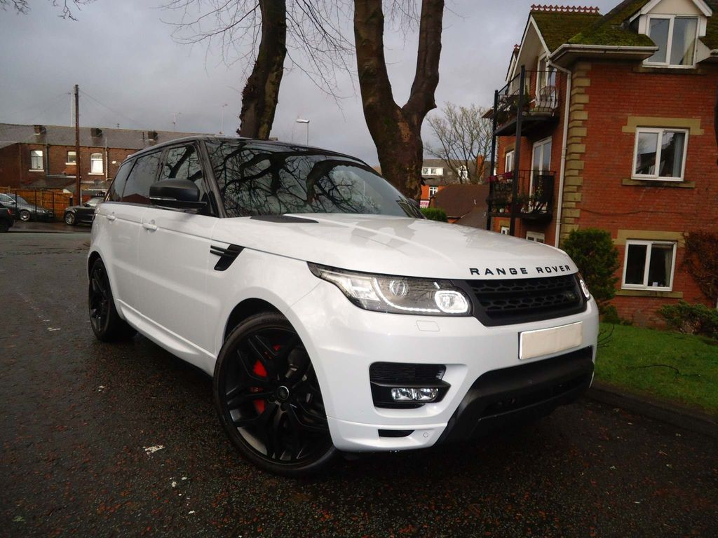 Land Rover Range Rover SUV 3.0h SD V6 Autobiography Auto 4WD (s/s) 5dr