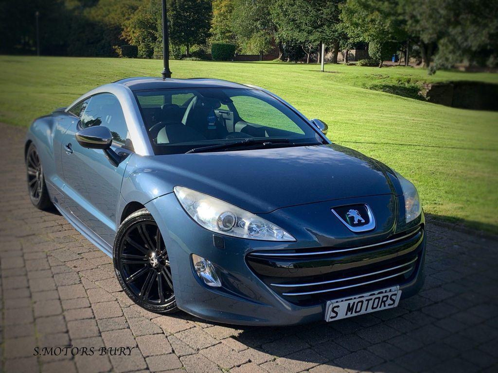 Peugeot RCZ Coupe 2.0 HDi GT 2dr