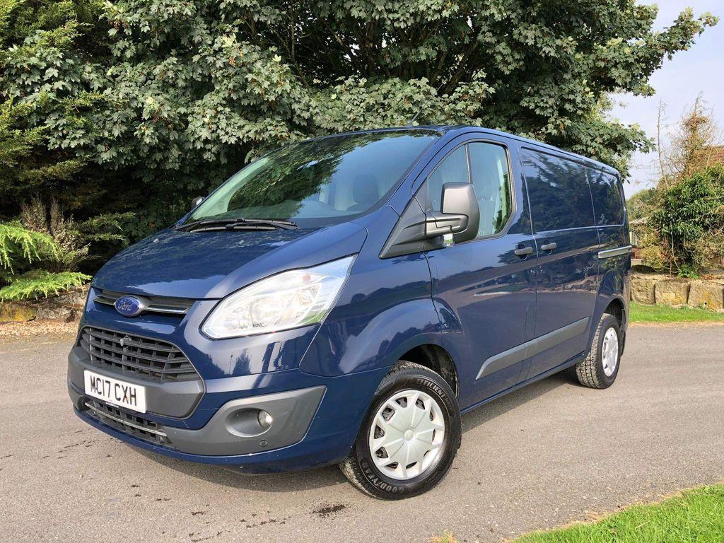 Ford Transit Custom Panel Van Trend 270 105PS EU6