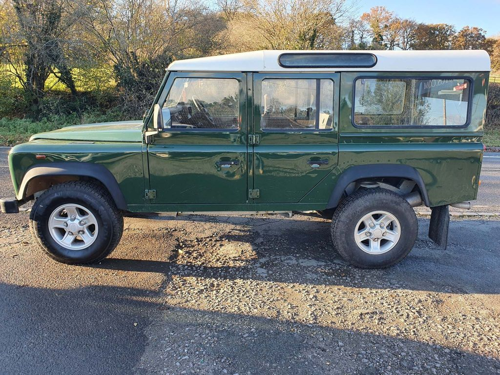 Land Rover Defender 110 Unlisted COUNTY STATION WAGON
