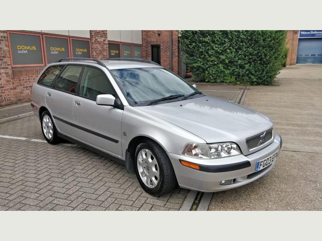Volvo V40 Estate 1.6 SE 5dr