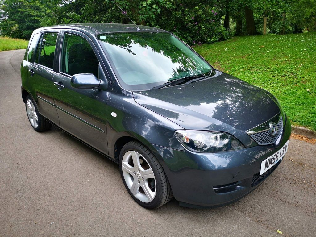 Mazda Mazda2 Hatchback 1.4 Capella 5dr