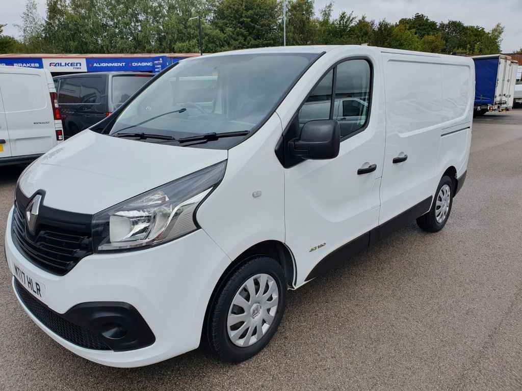 RENAULT TRAFIC Panel Van 1.6 dCi SL27 Business+ Panel Van 4dr (EU6)