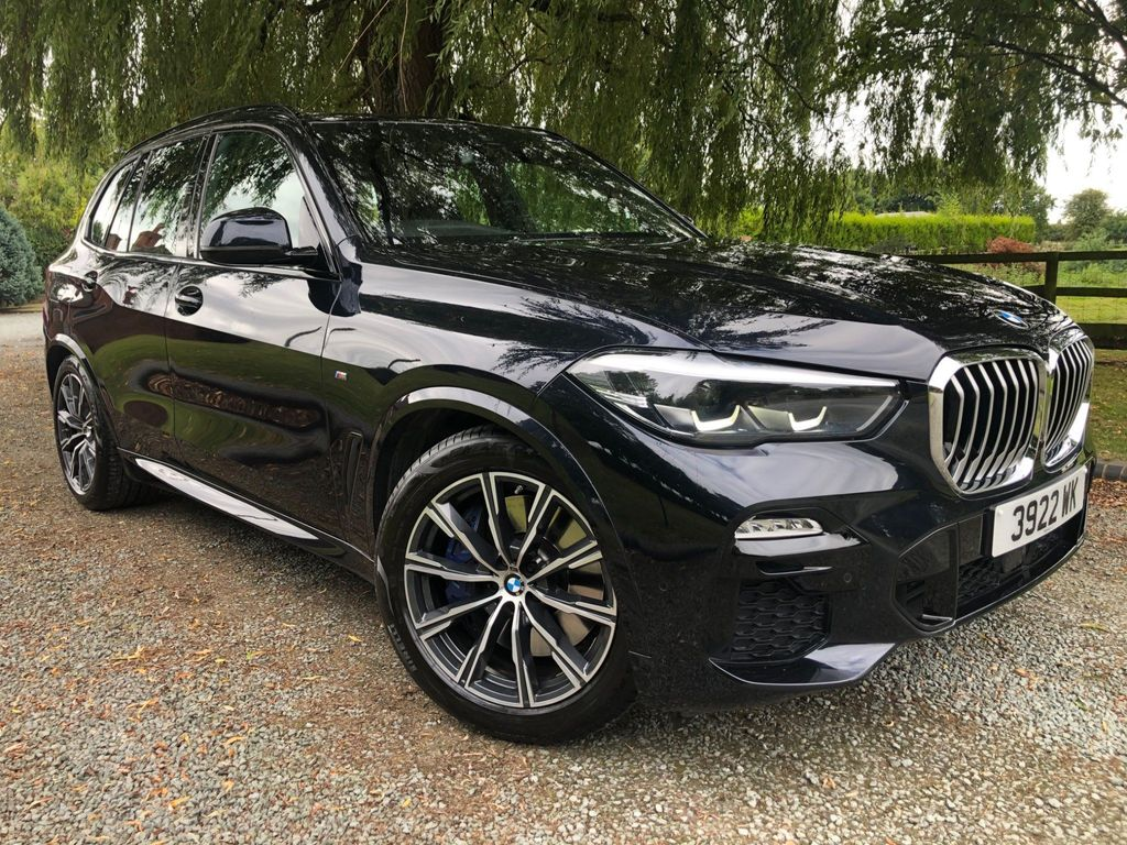 BMW X5 SUV 3.0 40i M Sport Auto xDrive (s/s) 5dr