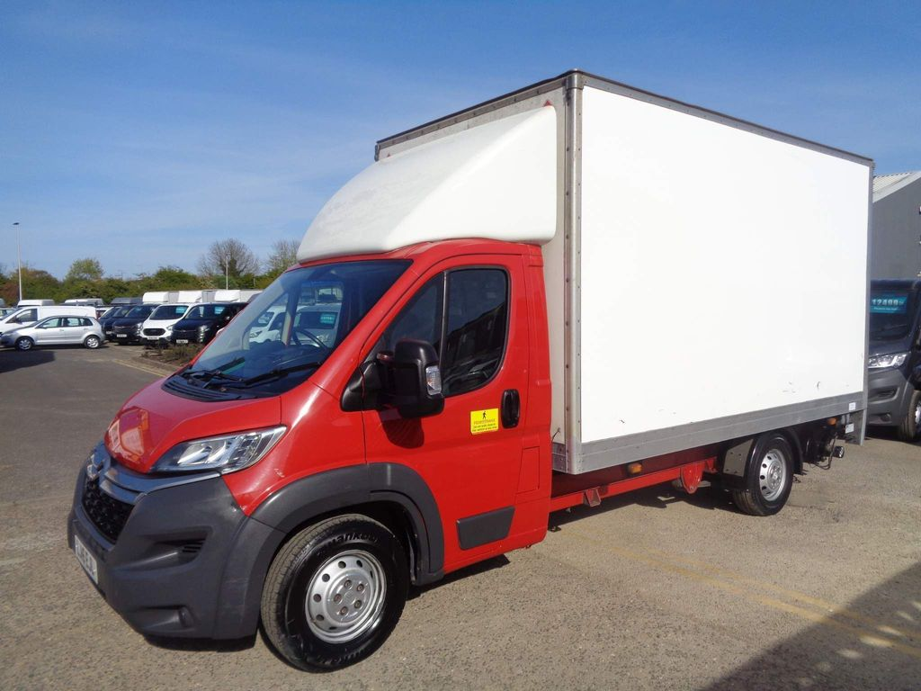 Citroen Relay Luton 2.2 HDi 35 Enterprise L4 EU5 5dr (Heavy)