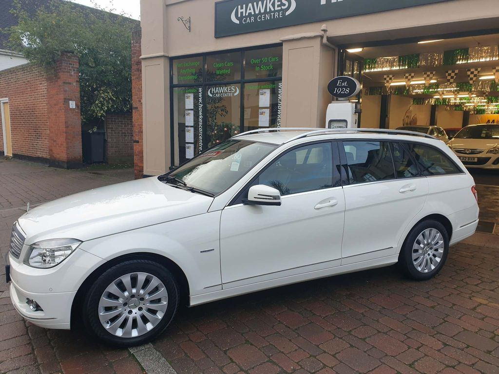Mercedes-Benz C Class Estate 2.1 C250 CDI BlueEFFICIENCY Elegance 5dr