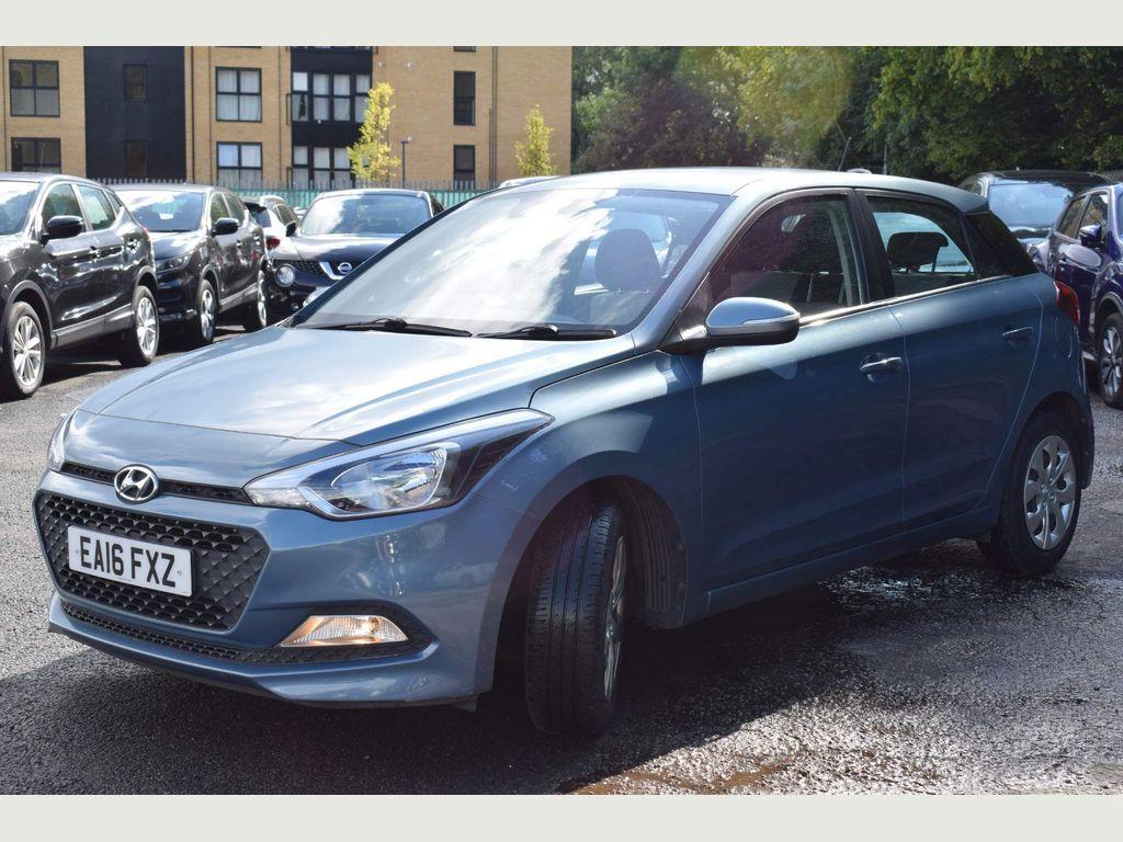 Hyundai i20 Hatchback 1.2 Blue Drive S Air (s/s) 5dr