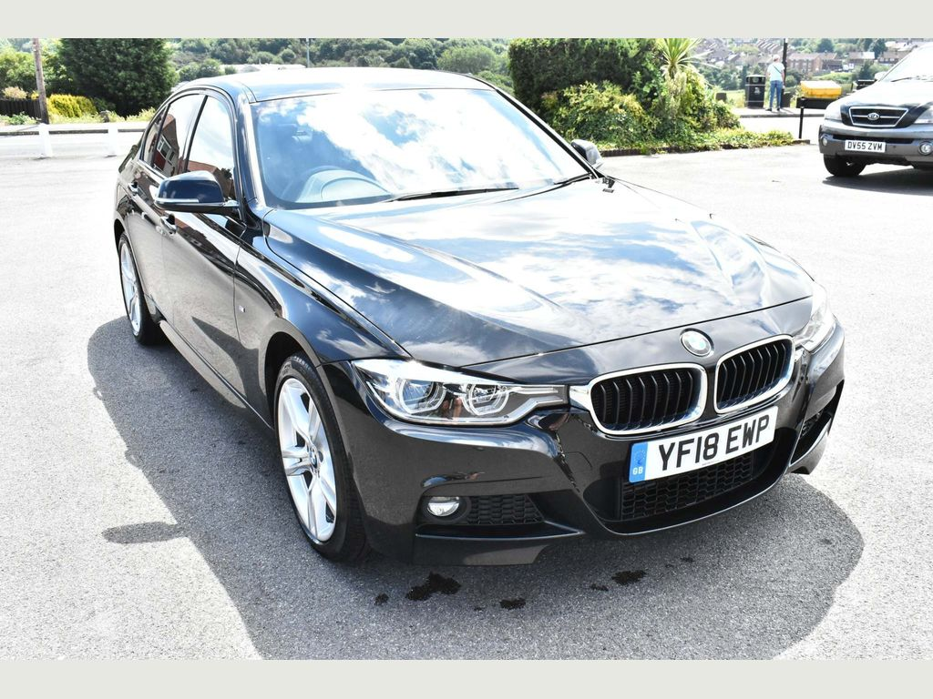 BMW 3 Series Saloon 2.0 320d BluePerformance M Sport Auto xDrive (s/s) 4dr