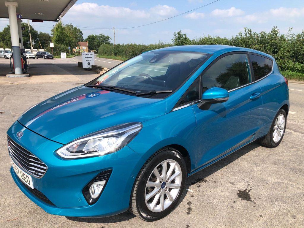 Ford Fiesta Hatchback 1.0T EcoBoost Titanium (s/s) 3dr
