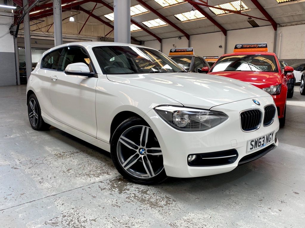 BMW 1 Series Hatchback 2.0 116d Sport Sports Hatch (s/s) 3dr