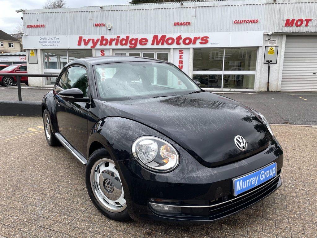 Volkswagen Beetle Hatchback 1.6 TDI BlueMotion Tech Design 3dr