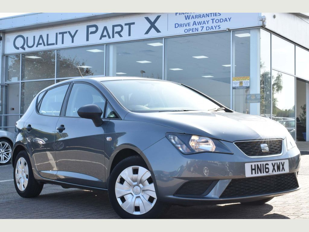 SEAT Ibiza Hatchback 1.0 S 5dr (a/c)