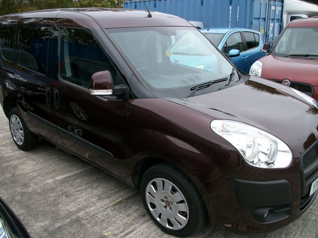 Fiat Doblo Estate 1.6 MultiJet MyLife Dualogic 5dr