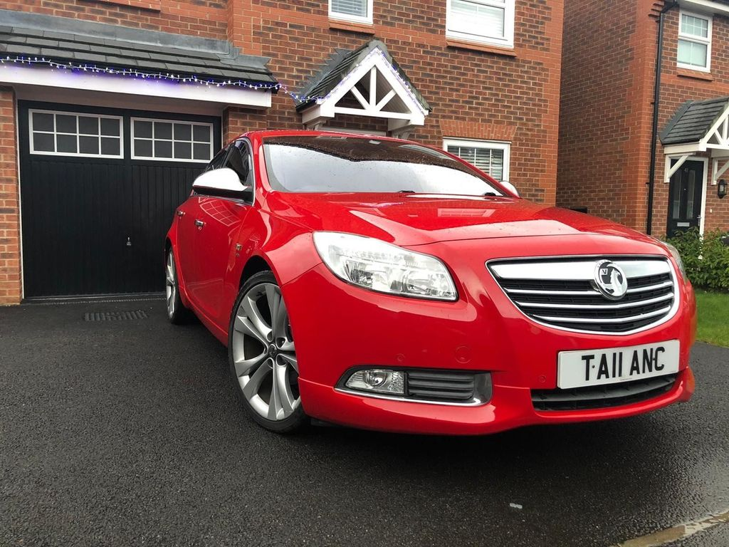 Vauxhall Insignia Hatchback 2.0 CDTi 16v SRi VX Line Nav 5dr