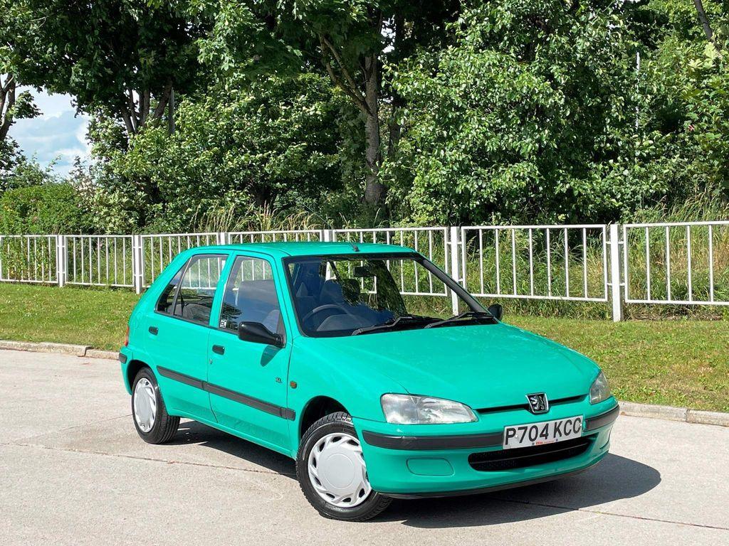 Peugeot 106 Hatchback 1.1 XL 5dr