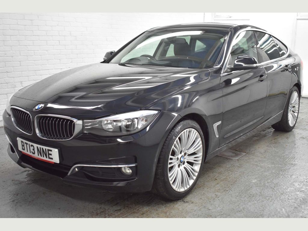 BMW 3 Series Gran Turismo Hatchback 2.0 320d Luxury GT (s/s) 5dr