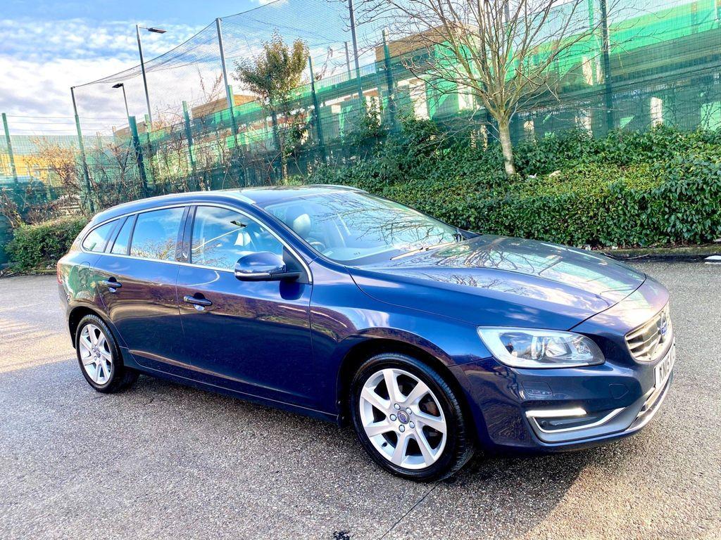 Volvo V60 Estate 2.0 D3 SE Lux Nav Geartronic (s/s) 5dr