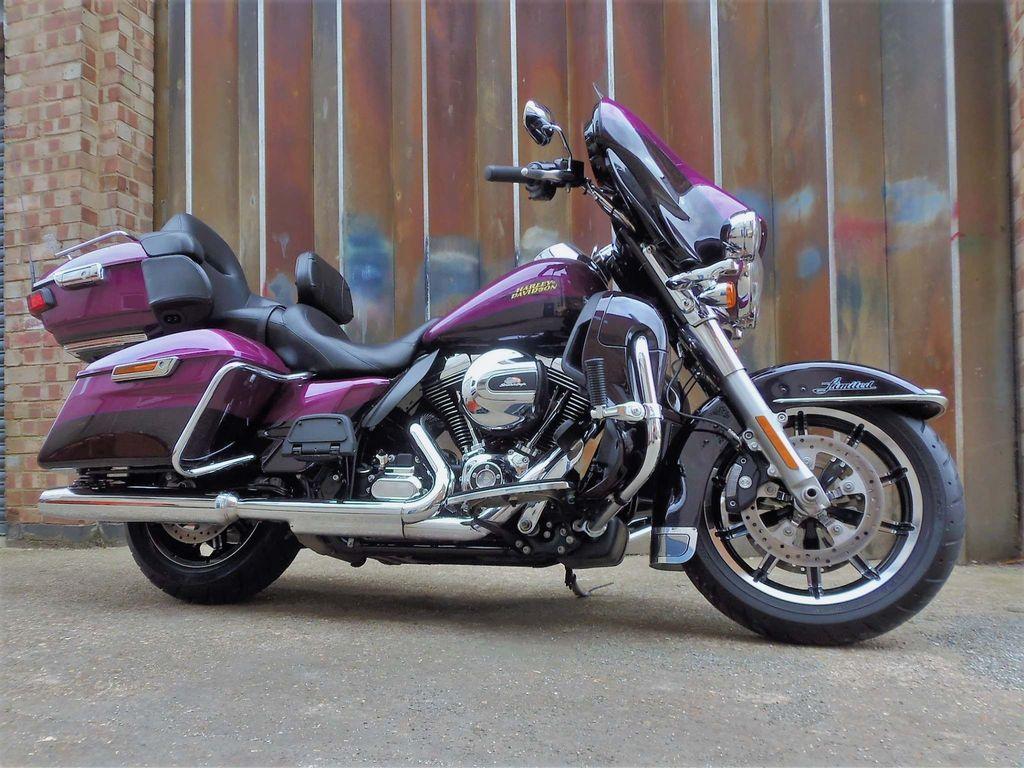 Harley-Davidson Touring Tourer 1690 FLHTK Ultra Limited Tourer