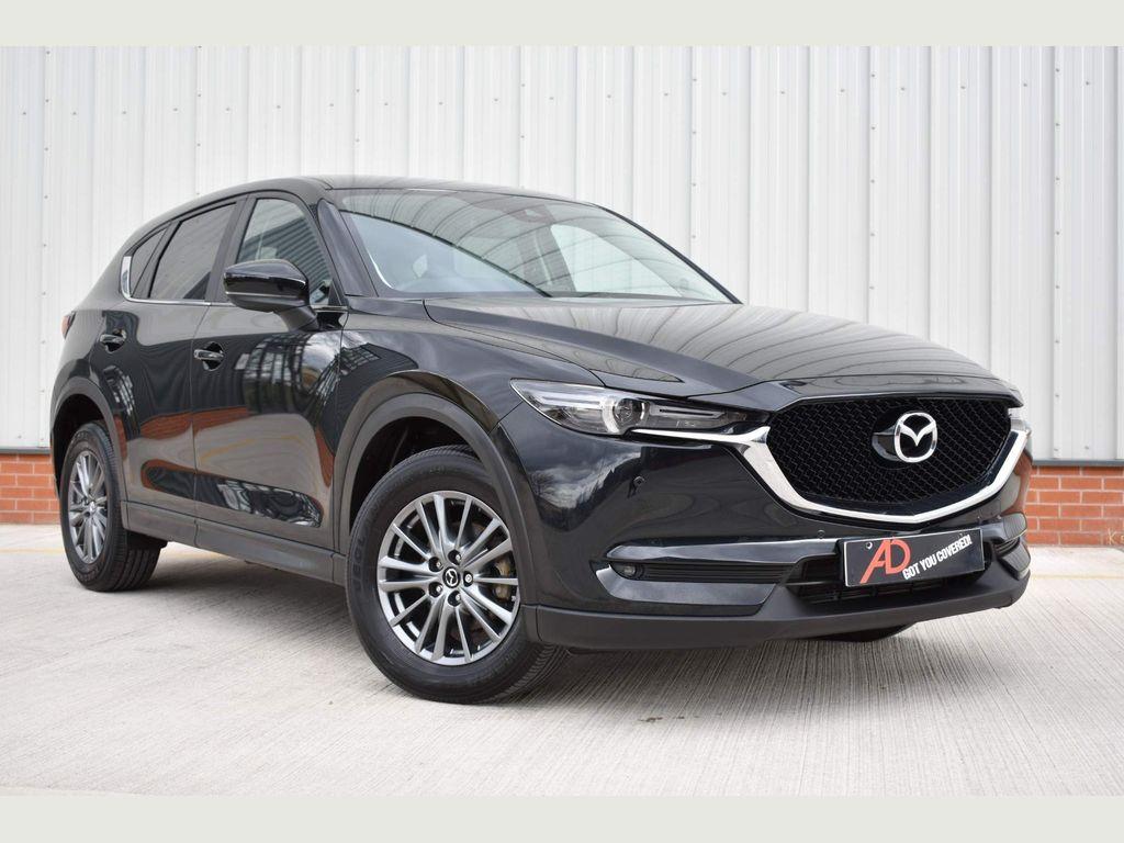 Mazda CX-5 SUV 2.2 SKYACTIV-D SE-L Nav (s/s) 5dr
