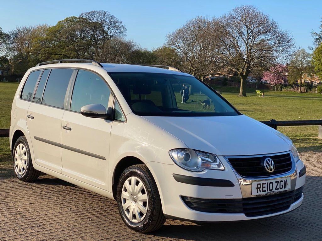 Volkswagen Touran MPV 1.9 TDI BlueMotion Tech S 5dr (7 Seats)