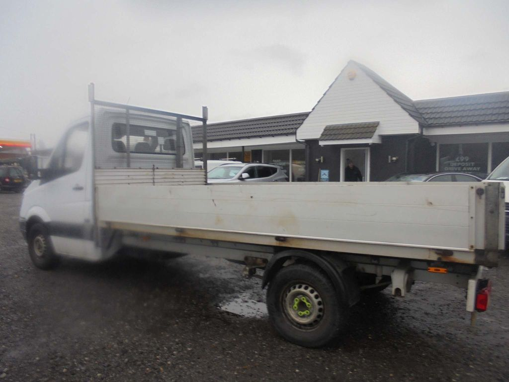 Mercedes-Benz Sprinter Chassis Cab 2.2 CDI 313 Dropside Truck 2dr (LWB)