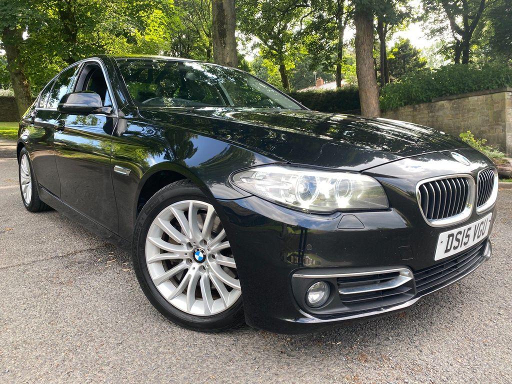 BMW 5 Series Saloon 3.0 530d Luxury 4dr