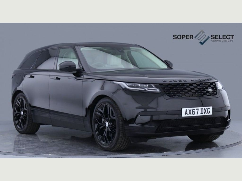 Land Rover Range Rover Velar SUV 3.0 D300 HSE Auto 4WD (s/s) 5dr