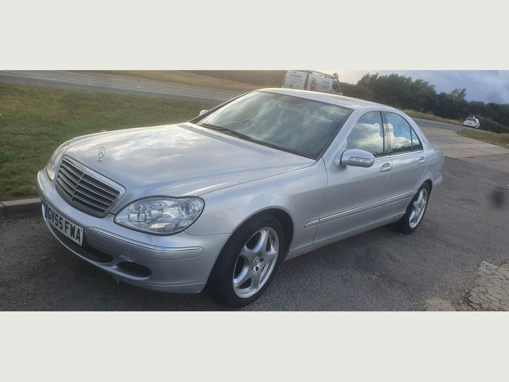 MERCEDES-BENZ S CLASS Other 3.2 S320 CDI SE L 4dr