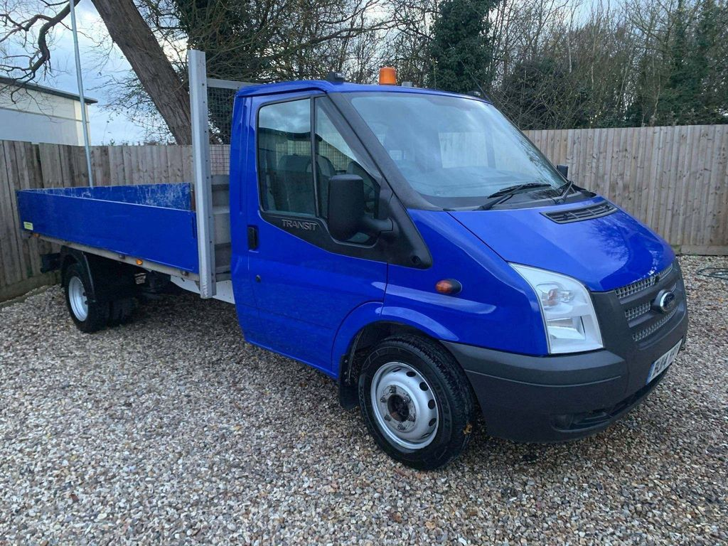 Ford Unlisted Dropside 350 C/C DRW