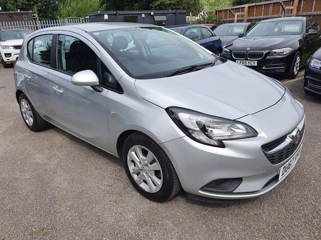 Vauxhall Corsa Hatchback 1.3 CDTi ecoTEC Design (s/s) 5dr