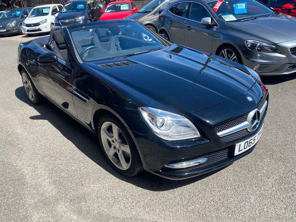 Mercedes-Benz SLK Convertible 2.1 SLK250d 7G-Tronic Plus (s/s) 2dr