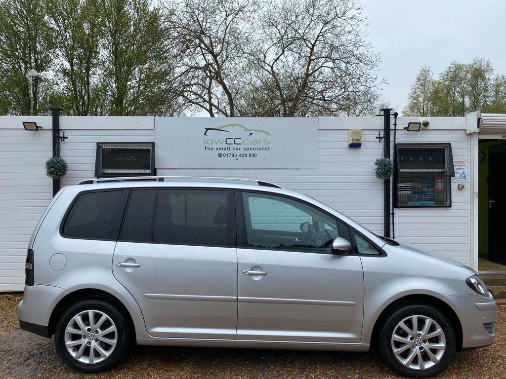 Volkswagen Touran MPV 1.9 TDI Match 5dr (7 Seats)