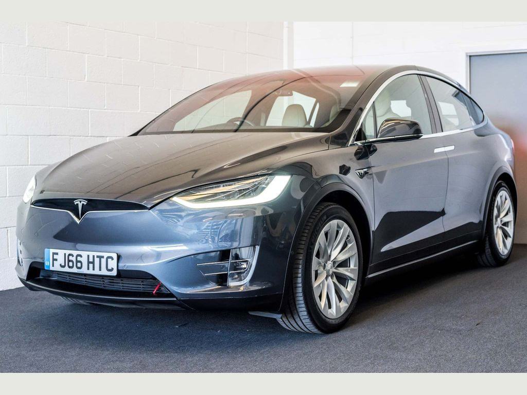 TESLA MODEL X SUV 60D Executive Edition Auto 4WD 5dr